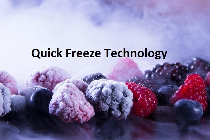 Quick freeze